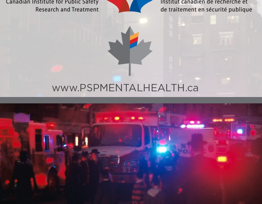 Mental Health Support for Public Safety Personnel