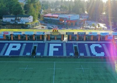 Westhills Stadium and Rugby Canada Office