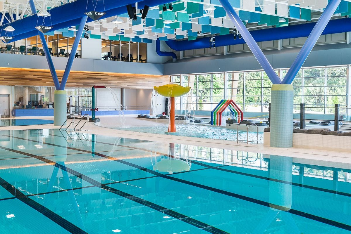Verity Construction YMCA Pool Project